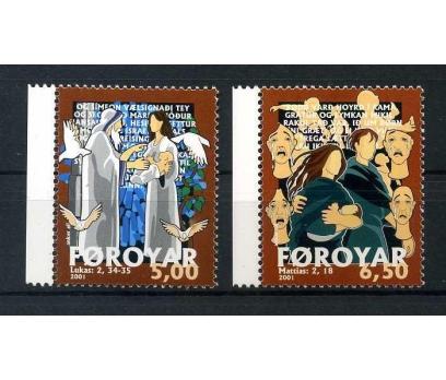 FAROE ADALARI ** 2001 SANAT TAM SERİ  SÜPER 1