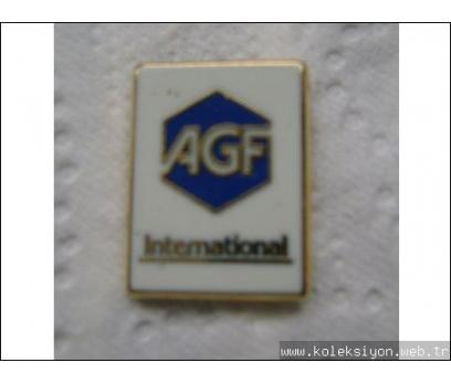 Kanada AGF International Mineli rozeti