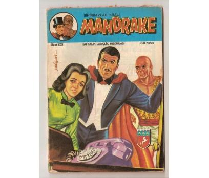 MANDRAKE - SAYI - 123 - 250 KURUŞ TAY YAYINLARI
