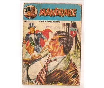 MANDRAKE - SAYI - 241 - 5 LİRA TAY YAYINLARI