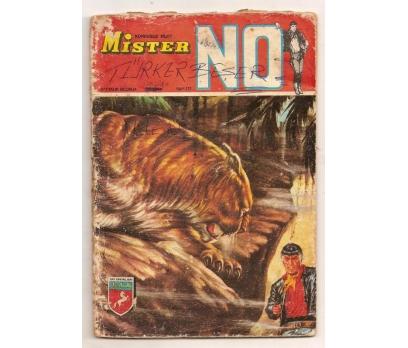 MİSTER NO SAYI:111 -1970 - 5 Lira TAY YAYINLARI