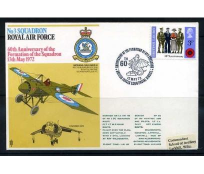 RAF ASKERİ UÇUŞ 1972 MORANE SAULNIER-N SÜPER