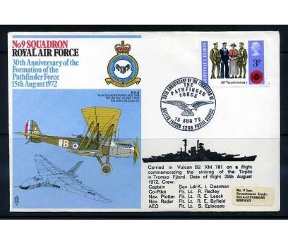 RAF ASKERİ UÇUŞ 1972 R.E.8 SÜPER