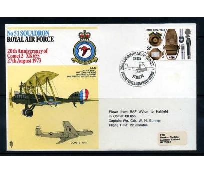 RAF ASKERİ UÇUŞ 1973 B.E.12 SÜPER