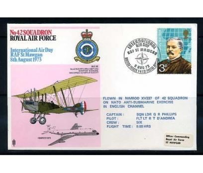 RAF ASKERİ UÇUŞ 1973  B.E.2E SÜPER