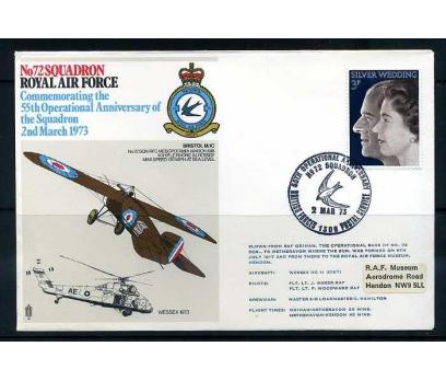 RAF ASKERİ UÇUŞ 1973  BRISTOL M.1C SÜPER