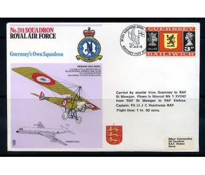 RAF ASKERİ UÇUŞ 1973  MORANE-SAULNIER L. SÜPER