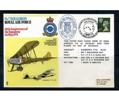 RAF ASKERİ UÇUŞ 1974 R.E.5 SÜPER