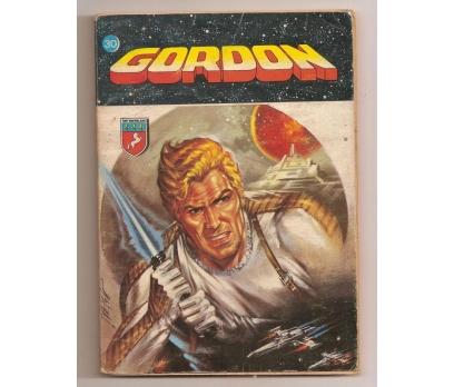 GORDON - SAYI 30 TAY YAYINLARI ÇİZGİ ROMAN 1