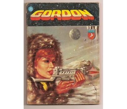 GORDON - SAYI 31 TAY YAYINLARI ÇİZGİ ROMAN