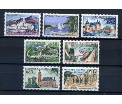 FRANSA ** 1961 TURİZM TAM SERİ SÜPER(220515)