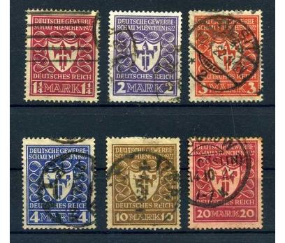 REİCH 1922 DAMGALI  TAM SERİ KLASİK SÜPER 1