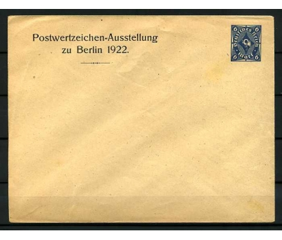 REİCH 1922 KLASİK NÖF  ANTİYE ZARF SÜPER