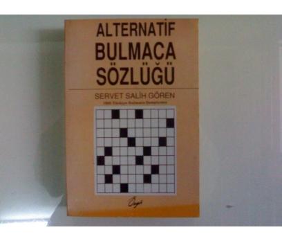 ALTERNATİF BULMACA SÖZLÜĞÜ