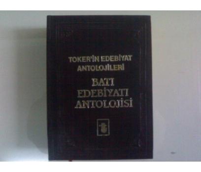 BATI EDEBİYATI ANTOLOJİSİ 3 CİLT BİRARADA