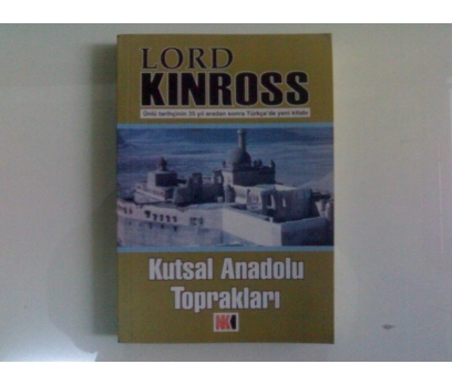 KUTSAL ANADOLU TOPRAKLARI