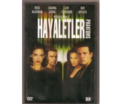 Phantoms Hayaletler DVD Film 1
