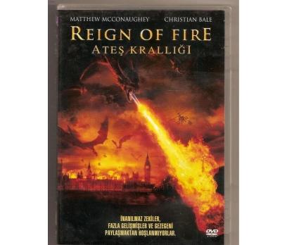 Reign Of Fire Ateş Krallığı DVD Film