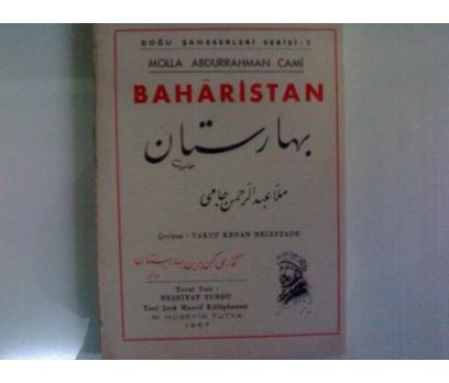 BAHARİSTAN-MOLLA ABDURRAHMAN CAMİ