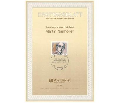 Almanya ETB 03-1992 Martin Niemöller