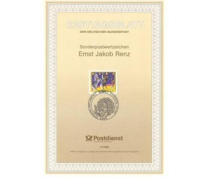 Almanya ETB 11-1992 Ernst Jakob Renz, Sirk