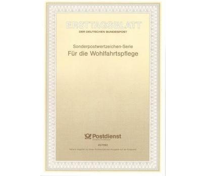 Almanya ETB 40-1992 Uhren