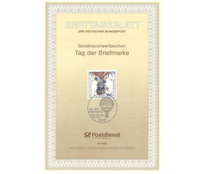 Almanya ETB 43-1992 Filateli Damga Günü