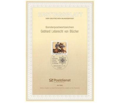 Almanya ETB 45-1992 Wahlstatt Prensi Blucher