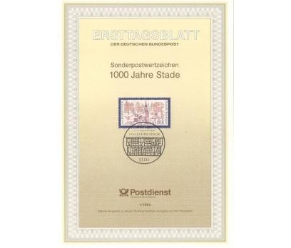 Almanya ETB 01-1994 Stade 1000 Yılı