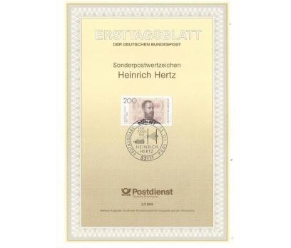 Almanya ETB 02-1994 Heinrich Hertz
