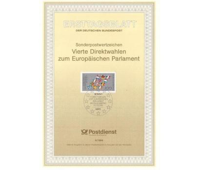 Almanya ETB 09-1994 Avrupa Parlementosu Seçimler