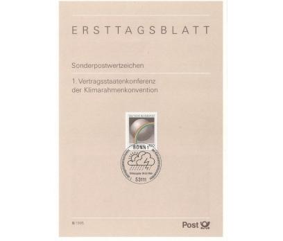 Almanya ETB 09-1995 1. UNFCCC Taraflar Konferansı