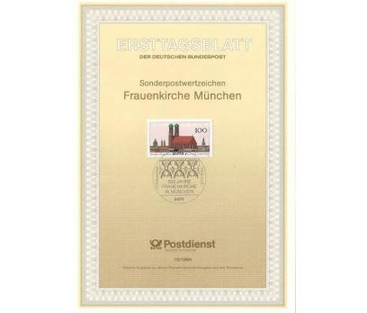 Almanya ETB 13-1994 Kadınlar Kilisesi Münih