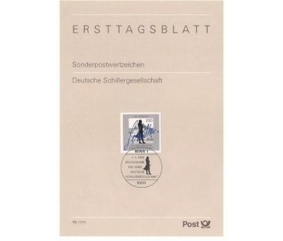 Almanya ETB 15-1995 Alman Schiller Derneği
