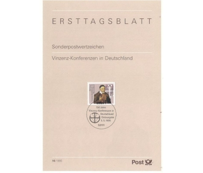 Almanya ETB 16-1995 Almanca Vincent Konferansları