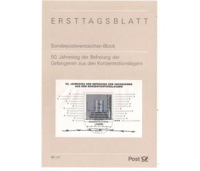Almanya ETB 18-1995 Toplama Kampları 50. yıl