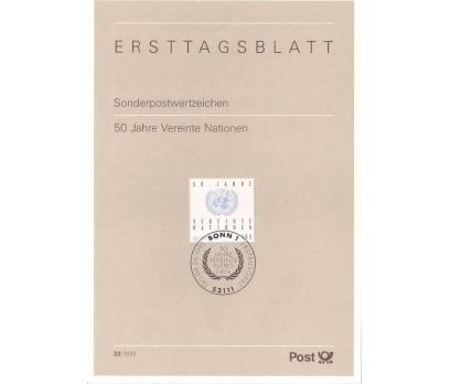 Almanya ETB 22-1995 Birleşmiş Milletler 50 yıl