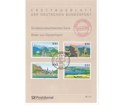 Almanya ETB 23-1994 Almanya Manzaralar