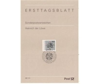 Almanya ETB 23-1995 Heinrich der Löwe