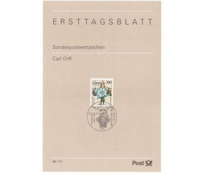 Almanya ETB 24-1995 Carl Orff