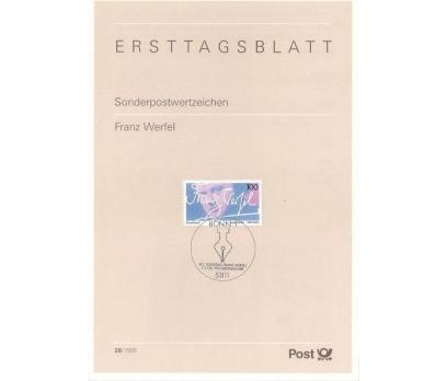 Almanya ETB 28-1995 Franz Werfel