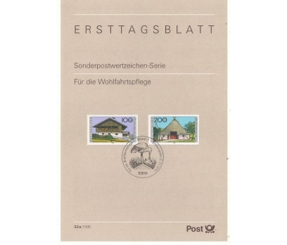 Almanya ETB 32a-1995 Refah