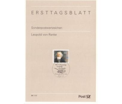Almanya ETB 35-1995 Leopold von Ranke