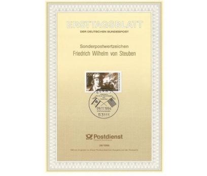Almanya ETB 39-1994 Friedrich Wilhelm von Steuben