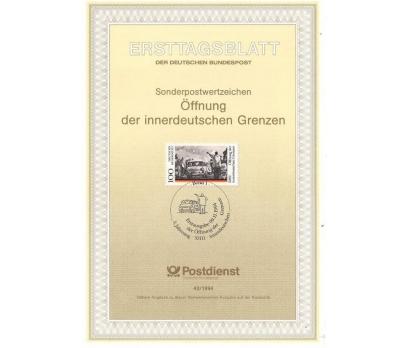 Almanya ETB 42-1994 İç Alman Sınırı Açılışı