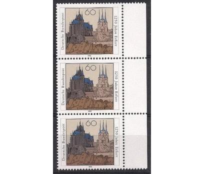 1992 Almanya 1250 Years Erfurt Damgasız**