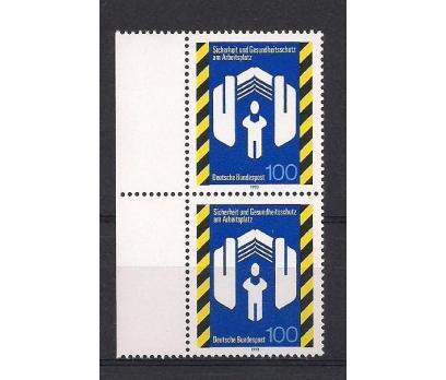 1993 Almanya Avrupa İşte Güvenlik Damgasız**