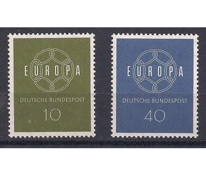 1959 Almanya Europa Cept Damgasız**
