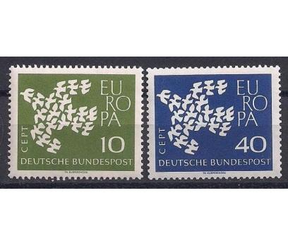 1961 Almanya Europa Cept Damgasız**