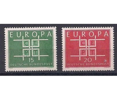 1963 Almanya Europa Cept Damgasız**